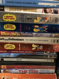 DVD TV & Movies Discs for sale