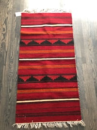 Hand Made Egyptian rug new 545 km