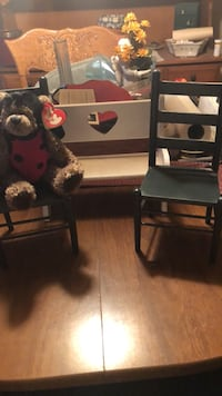 Ty beanie baby and three pieces of furniture  Hamburg