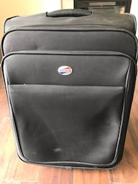 American tourism 26 inches two wheels suitcases