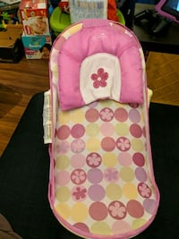 baby's pink and white Summer bather Mississauga, L5L 3T8
