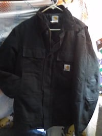 Carhart XL winter coat used once