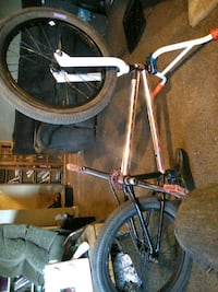 gray and black hardtail bike Bakersfield, 93308