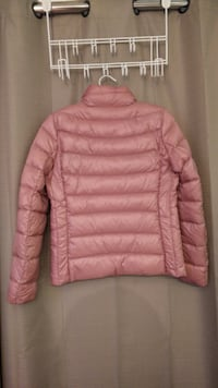 Puffy pink jacket  New Westminster