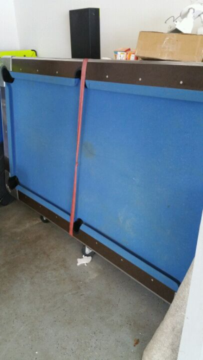 Used 7 Foot Dynamo Pool Table For Sale In New York   Letgo