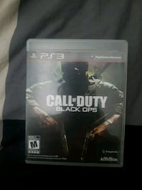 PS3 Call of Duty Black Ops Burnaby, V5A 1R3