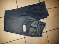 7 for all man kind men's jeans 32x34 Edmonton, T5G 2N2