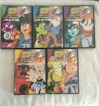 DRAGONBALL GT DVD (2004) ENTIRE SERIES  Vancouver, V5T 2M5