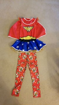 Wonder Woman costume size small and medium West Chester, 19382