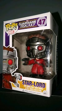 Star lord marvel funko pop Toronto