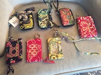 Vera Bradley Wristlet with ID slot on front, I'd cases Woodbridge, 22192