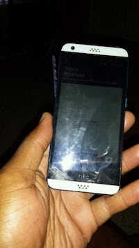 white Samsung Galaxy android smartphone Shreveport, 71105