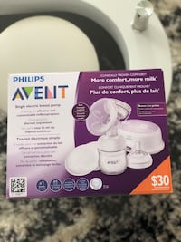 Philips Avent Comfort Single Electronic Breast Pump Montréal, H2A 1S9