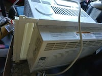 white window type AC unit Ajax, L1T 1W6