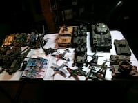 Military collection lot El Monte, 91731