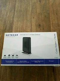 Netgear Cable Modem + Router Gilbert, 85295