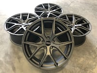 "18"" R02 new wheels (Audi cars) Calgary, T3N 1A6"