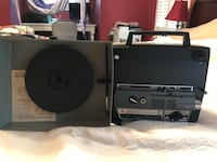 Old 8mm player. Sears and robuck 1970 Monroe