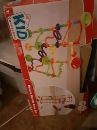Kids connection marble racing set