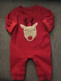 Reindeer outfit Toronto, M9A 4W5
