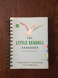 The Little Seagull Handbook with exercises/ 3rd edition   STATENISLAND