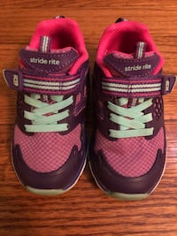 Stride rite made to play toddler girl sneakers St James