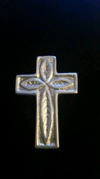 Sterling silver cross Hyattsville, 20784