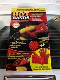 Never opened hot hands