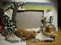 Tiger picture frame  Winchester