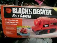 red and black Milwaukee power tool box Birmingham, 35244