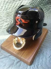 Baltimore Orioles vintage phone helmet Winchester, 22601