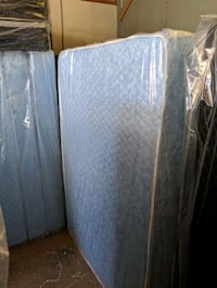 FULL SIZE MATTRESS AND BOX SPRING Bakersfield, 93307