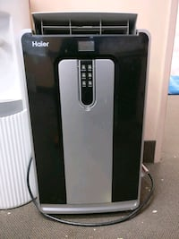 Haier HPN12XHM 12,000 BTU Portable Heat/Cool AC, Electronic w/ Remote Mississauga, L5T 1L6