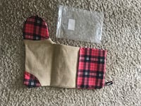 Christmas sock bag  Lanham, 20706