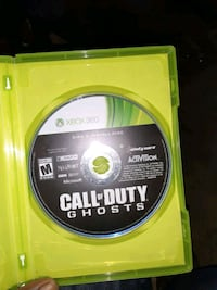 Call of Duty: Ghosts XBOX360 District Heights, 20747