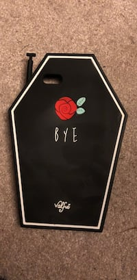 iphone 6 silicon coffin case  Tallahassee, 32309