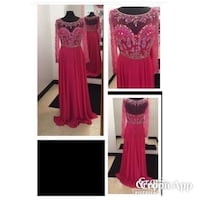 New With Tags Size Medium Formal Gown $115 Indianapolis, 46221