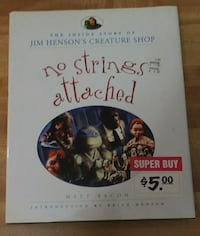 Used No Strings Attached Hardback Book Longmont, 80501