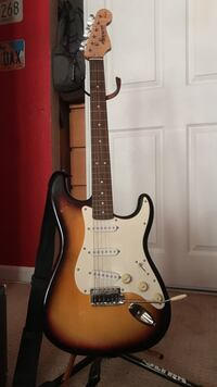 Star caster electric guitar and amp Windsor, 95492