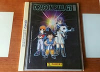 DRAGON BALL ALBUM COMPLETO GT 1 TRADING CARDS
