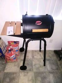 black and gray gas grill Lakeside, 92040