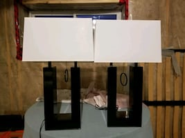 Night stands light