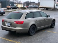 Audi A6 3.2 Quattro ready for winter! Mississauga, L5A 3T2