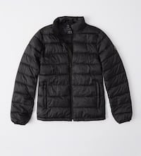 New A&F jacket - large. $ 85 OBO 3724 km