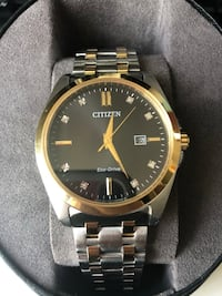 Citizen watch with real diamonds Dumfries, 22026