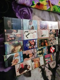 All different movies on VHS Las Vegas