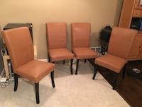 4 kitchen chairs Coquitlam, V3K 6Y8