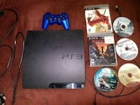 Ps3 with games 573 mi