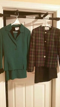 two green and black suit jackets Manassas, 20112