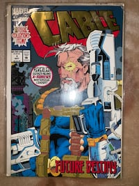 Cable#1 comic book